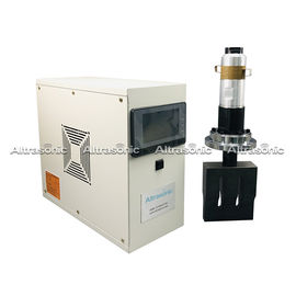 20K Ultrasonic Generator + Transducer For Face Mask Making Machine
